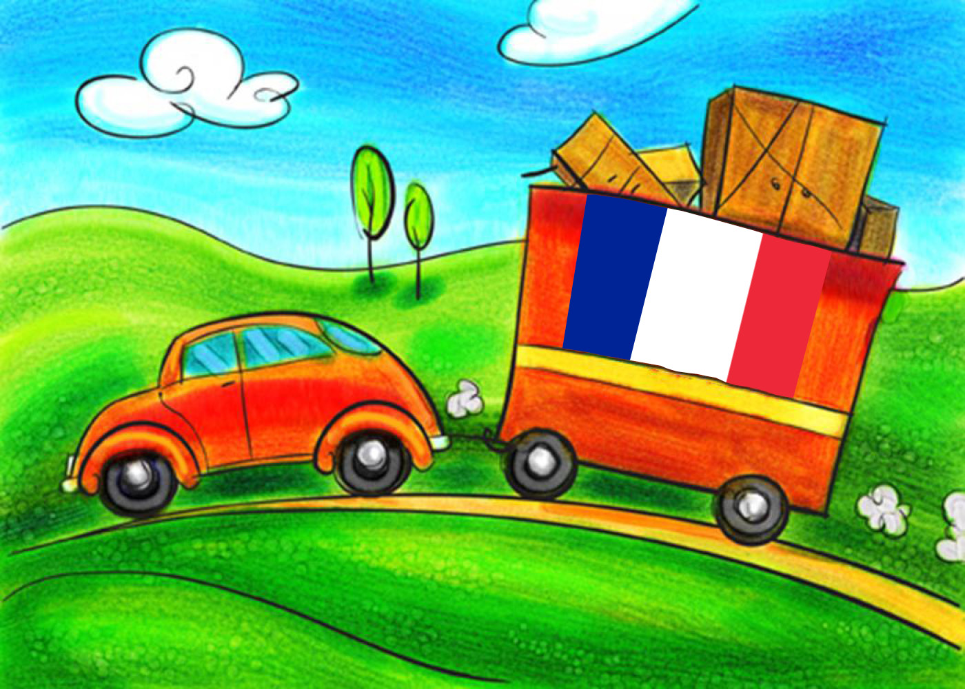 mortgages an moving to France